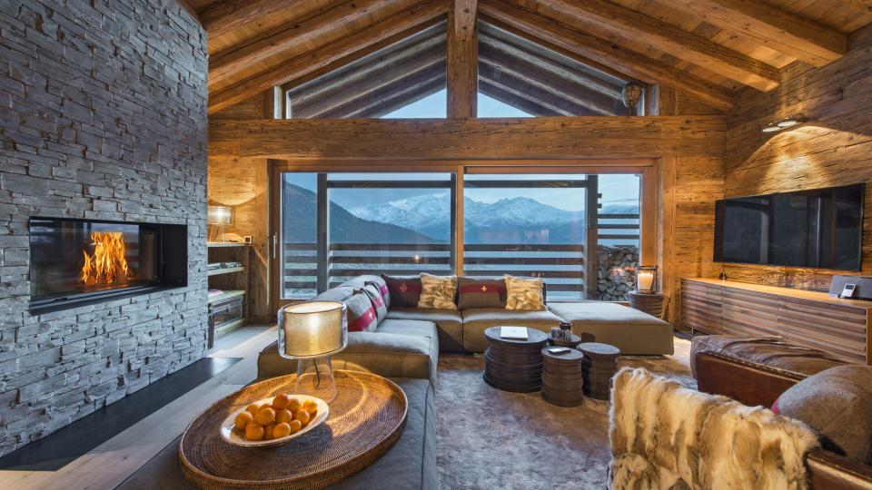 Villa Chalet des Fées, Alquiler en Alpes suizos