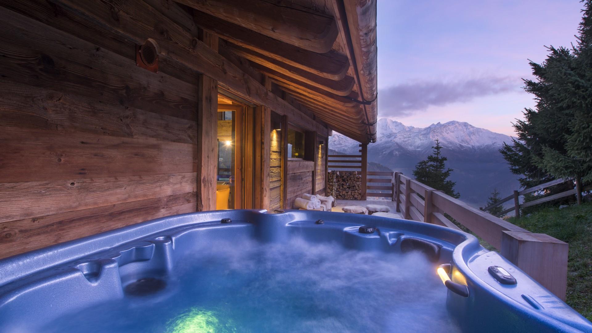 Photos Of Villa Chalet Des F 233 Es In Swiss Alps Villanovo