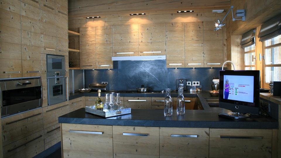 Cuisine Chalet Montagne. 11 Cuisine Style Chalet Montagne Aulnay ...