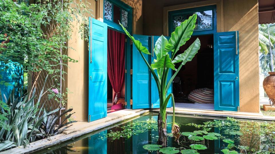 Villa Villa Heliconia, Location à Colombo