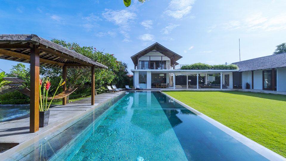 Villa Villa Kavya, Location à Bali