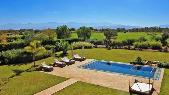 Villa Villa Samanah I, Rental in Marrakech