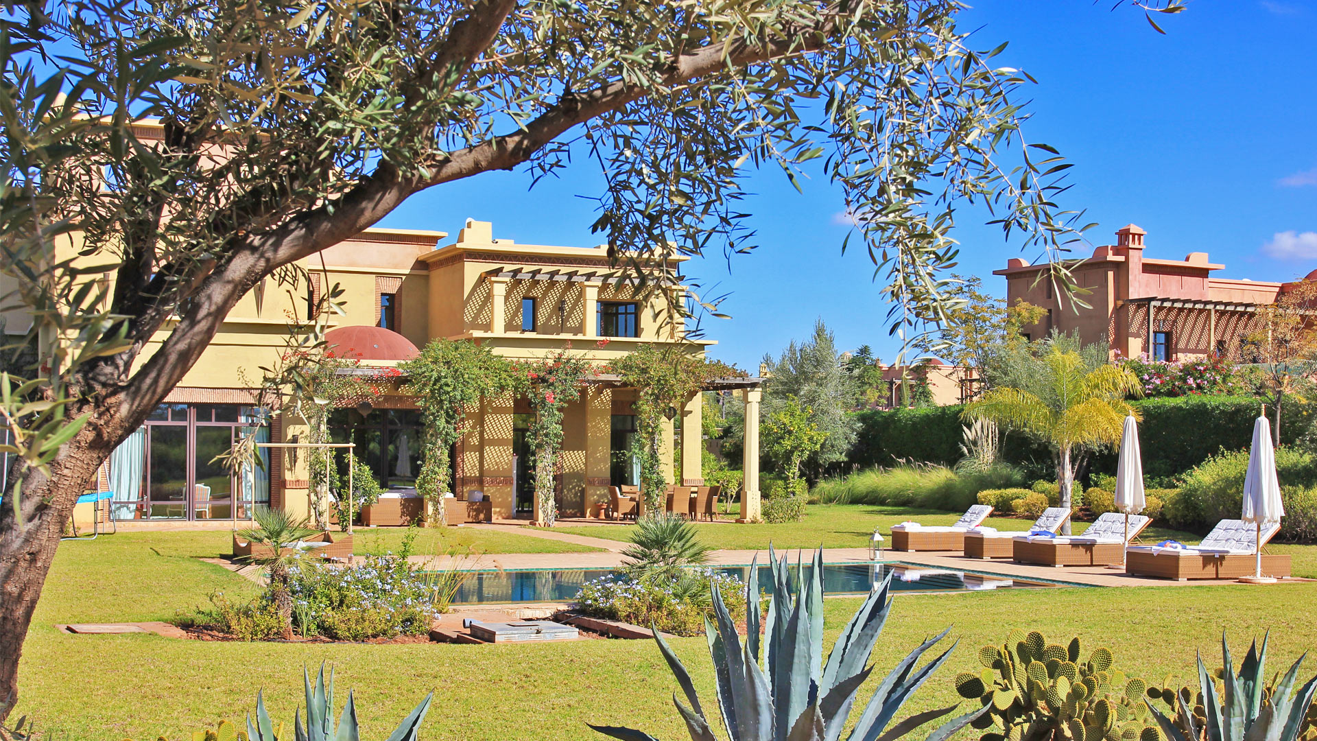 Villa Villa Samanah I, Location à Marrakech