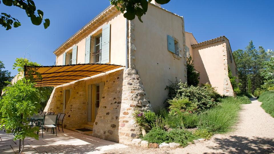 La maison de christiane villa mieten in provence for A la maison de provence