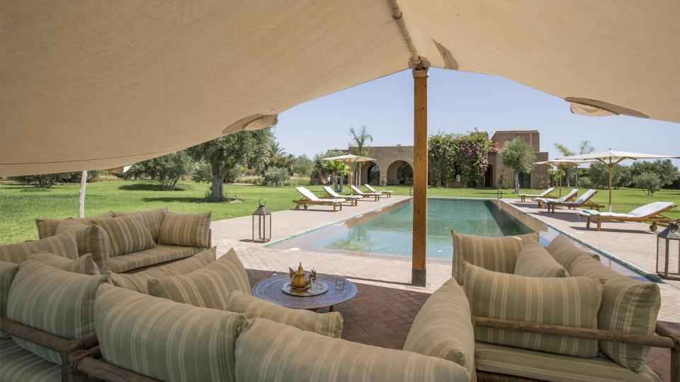 Villa Dar Mana, Rental in Marrakech