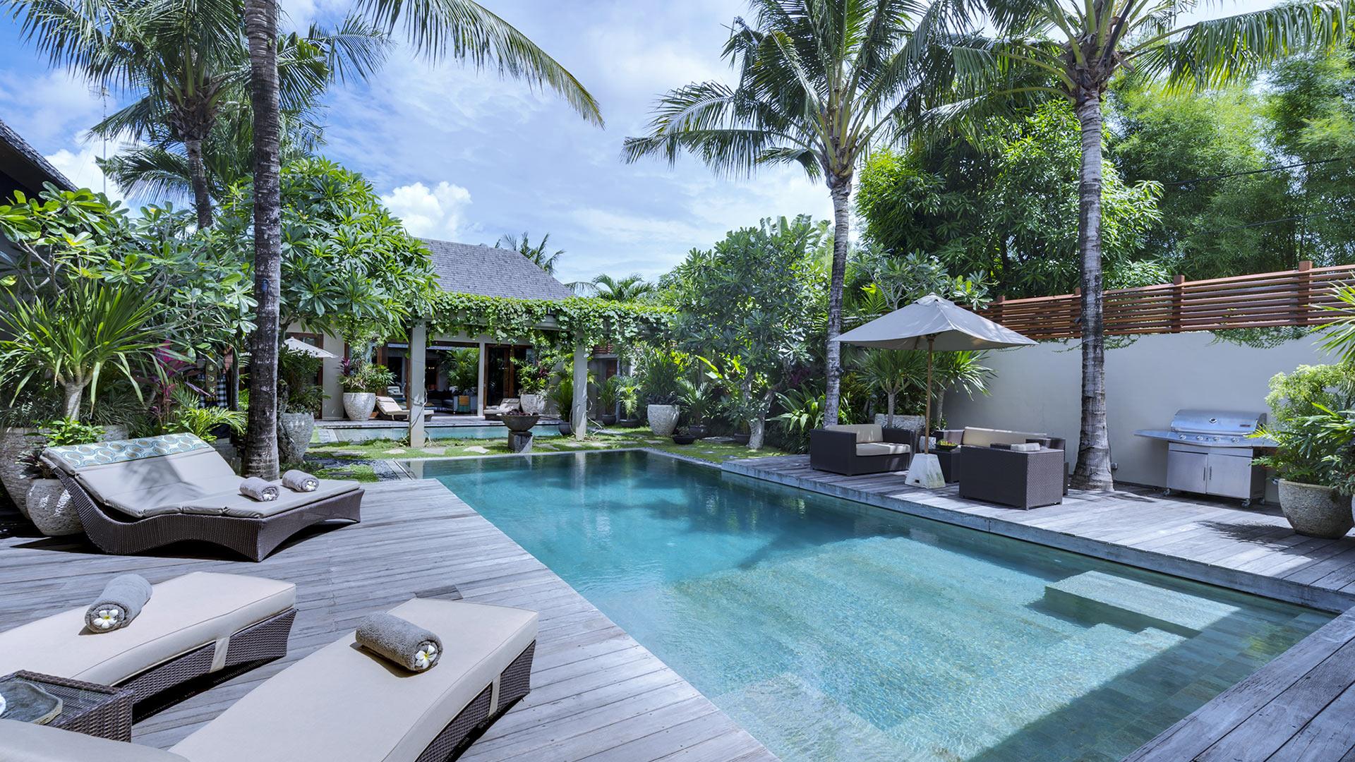 Villa Villa Eshara I, Location à Bali
