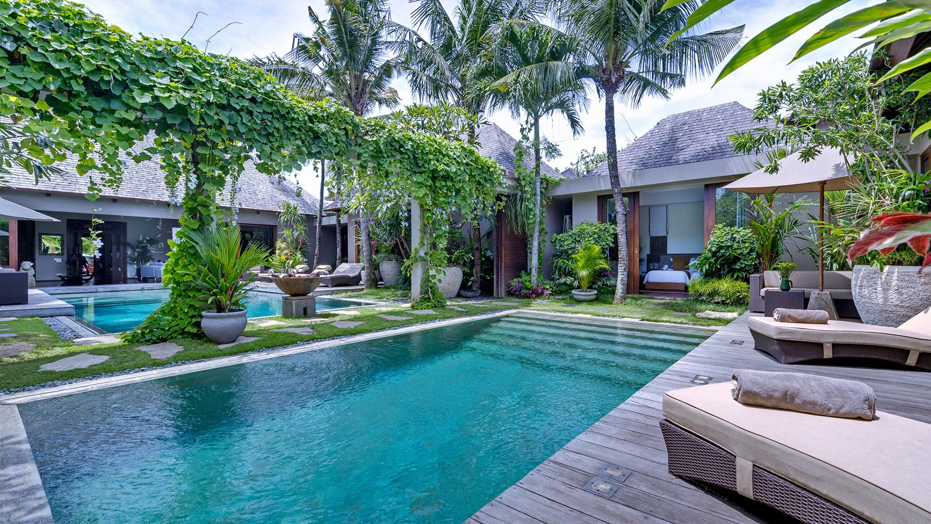 Villa Villa Eshara II, Location à Bali