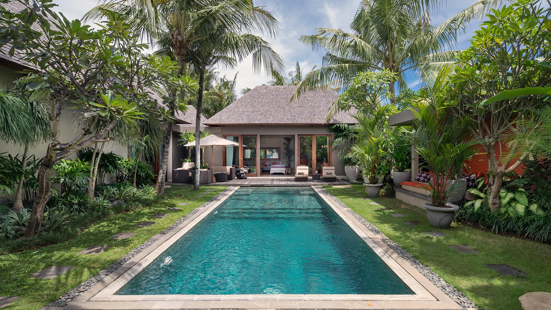 Villa Villa Eshara III, Location à Bali