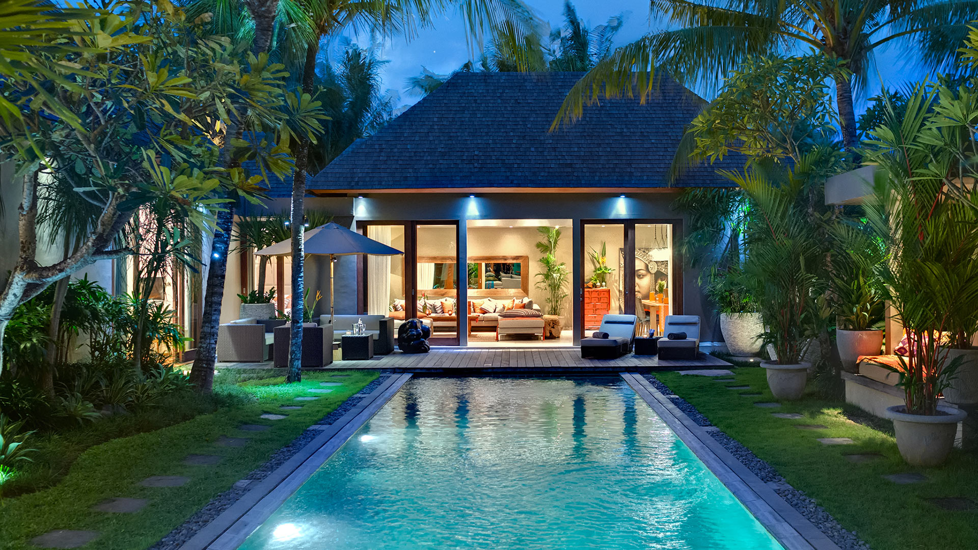 Villa Villa Eshara III, Rental in Bali