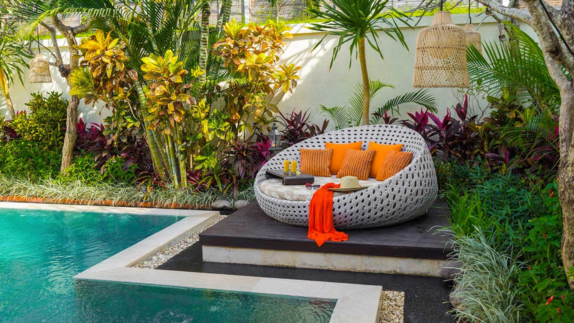 Villa Villa Sun, Location à Bali
