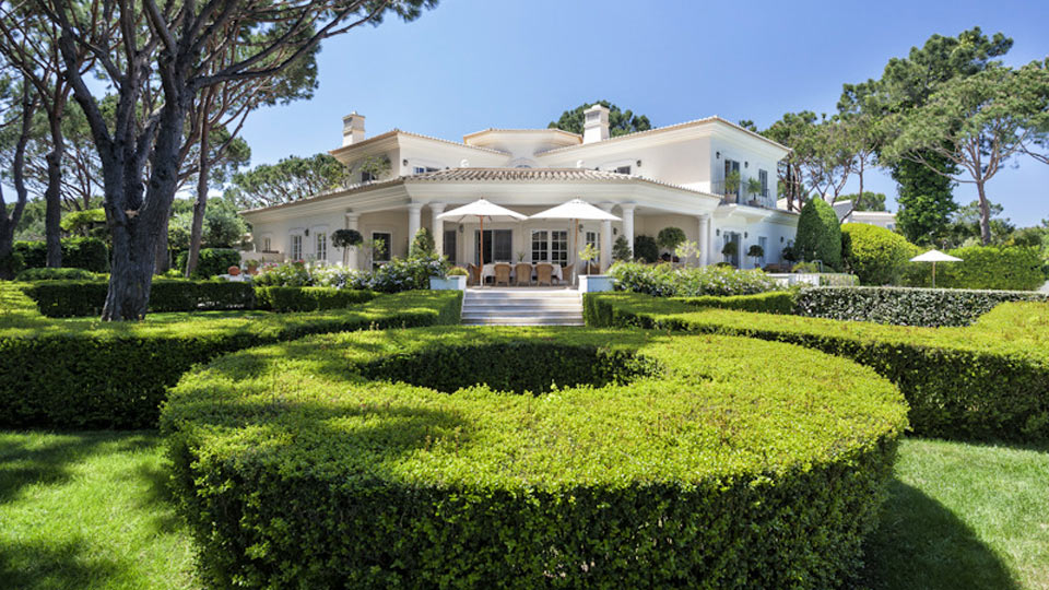 Villa Villa Aventurine, Ferienvilla mieten Algarve