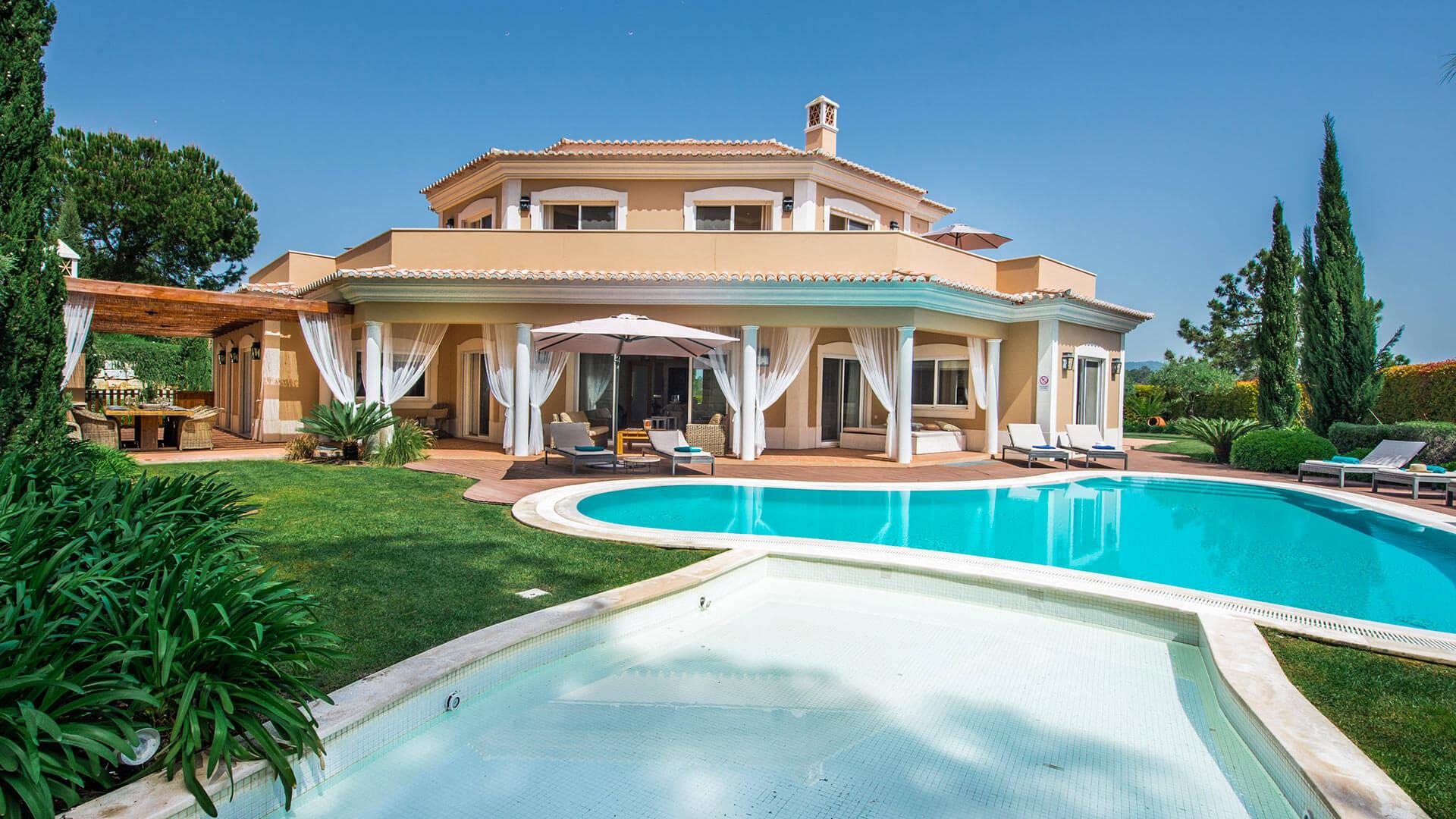 villa onix villa mieten in algarve quinta do lago villanovo. Black Bedroom Furniture Sets. Home Design Ideas