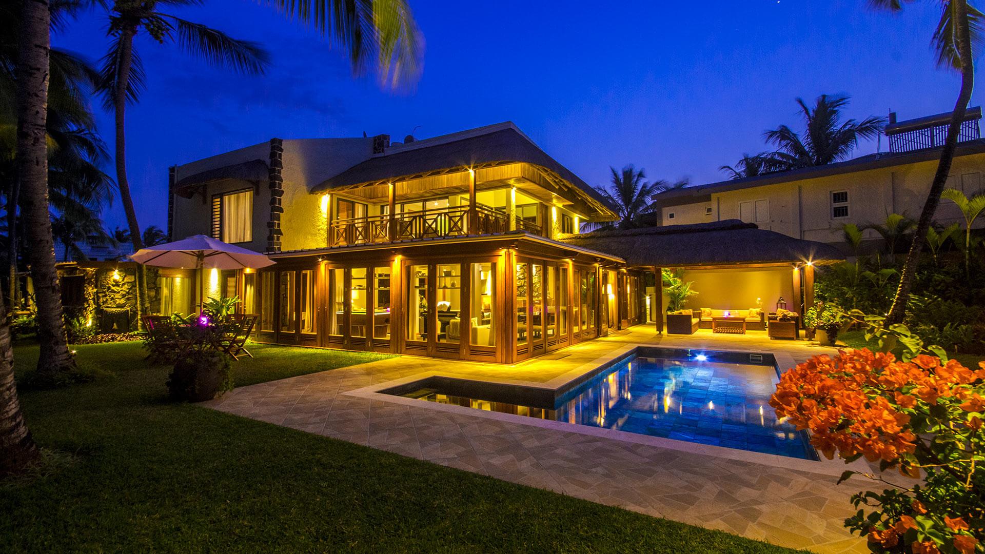 Villa Villa Badamier, Location à Île Maurice Est