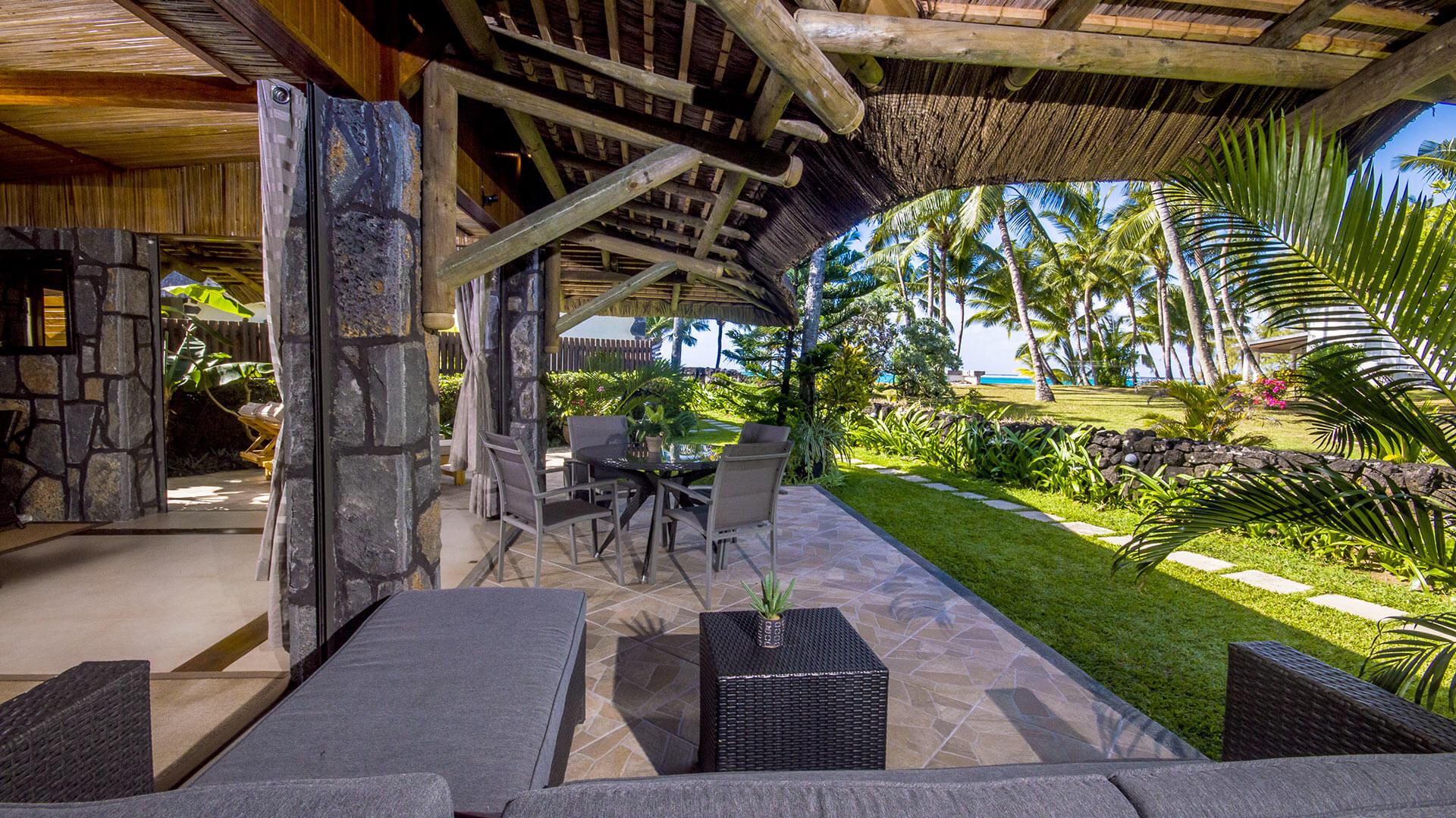 Villa Villa Little Badamier, Location à Île Maurice Est