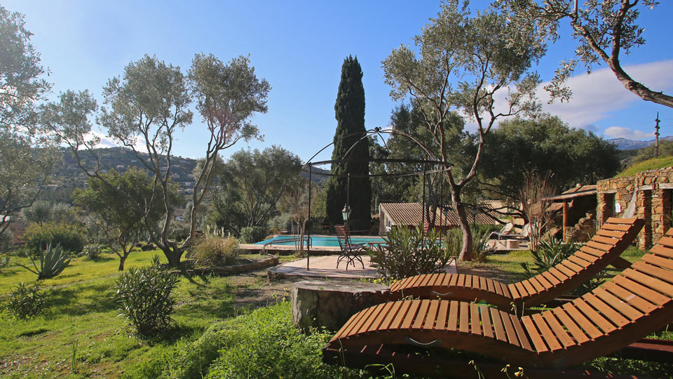 Villa Villa Castagnu, Location à Corse
