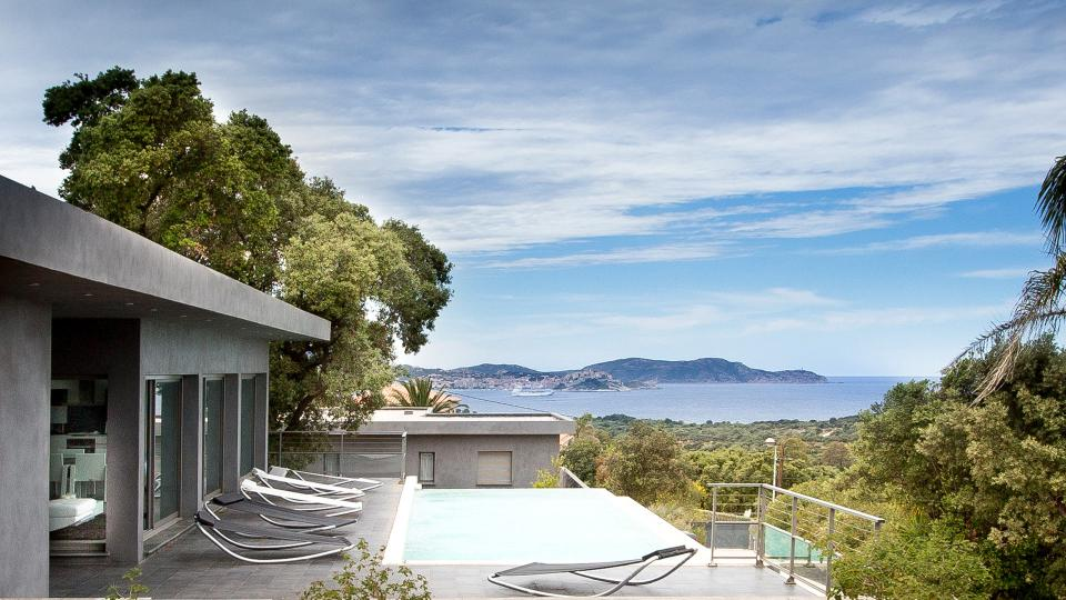 Villa Villa Mathea, Location à Corse