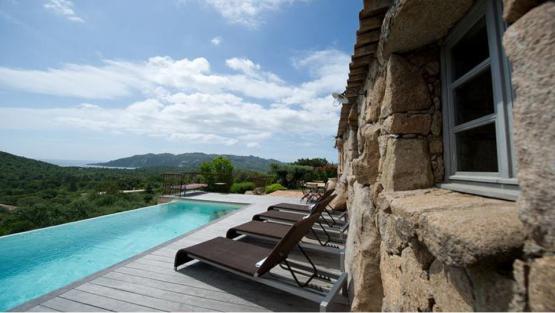 Villa Villa Angia, Location à Corse