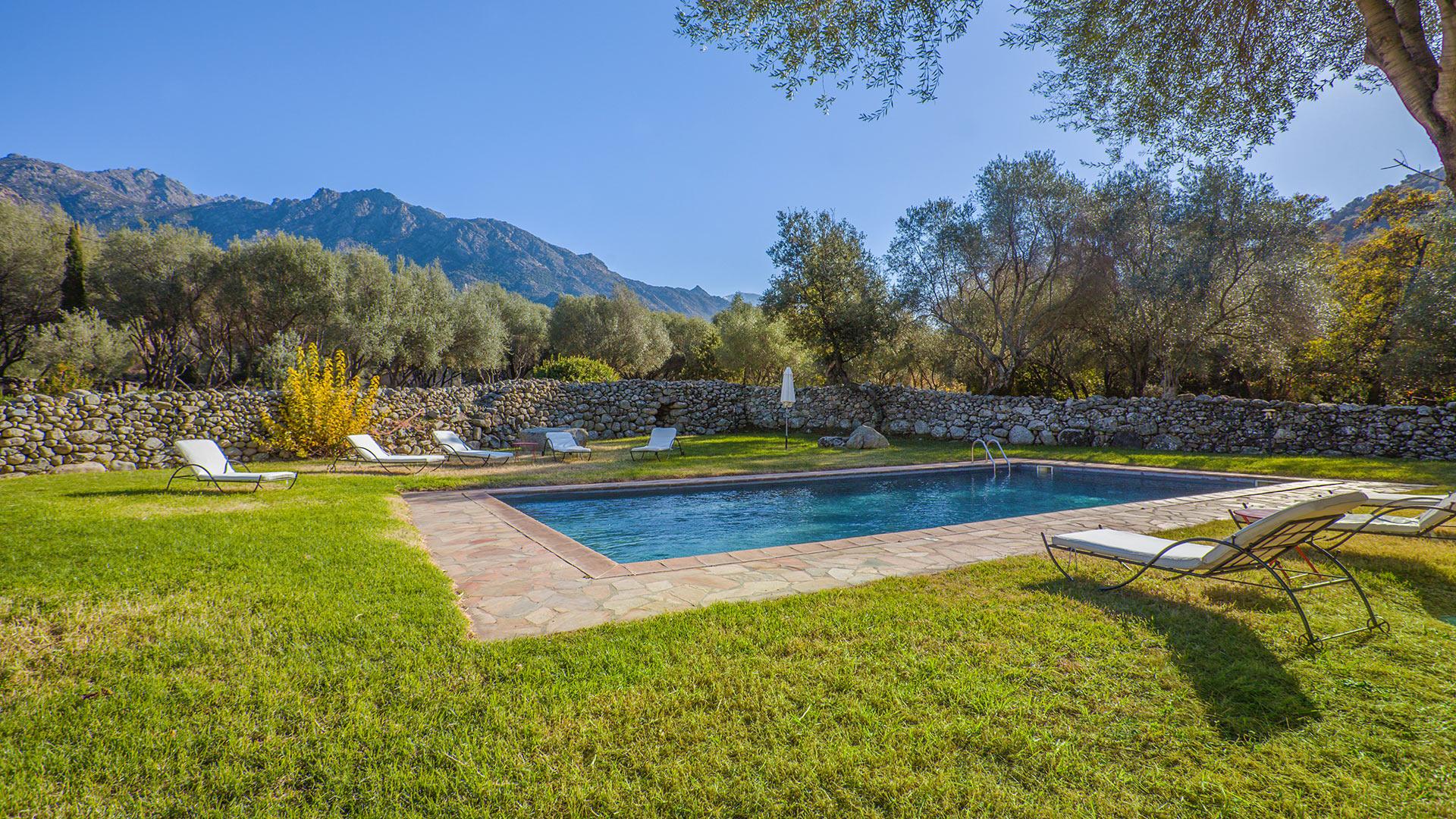 Villa Villa Il Mulino, Location à Corse