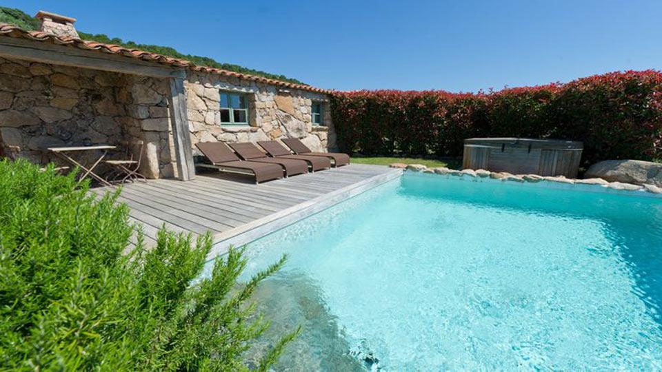 Attractive ... Villa Villa Petru, Ferienvilla Mieten Korsika ...