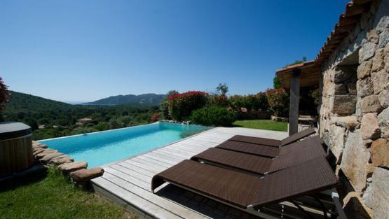Delightful Villa Petru Korsika   2 Schlafzimmer Villa Villa Petru, Ferienvilla Mieten  Korsika