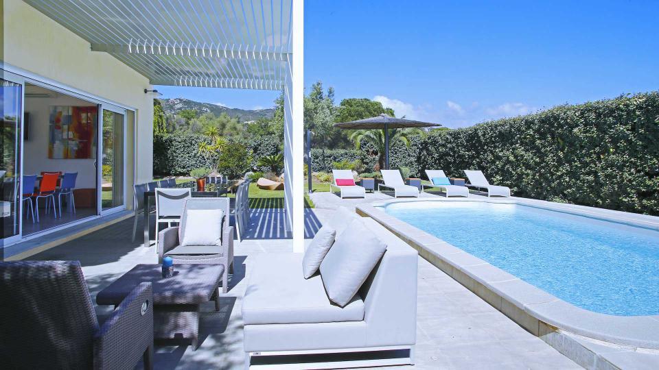 Villa Villa Ancolie, Ferienvilla mieten Korsika