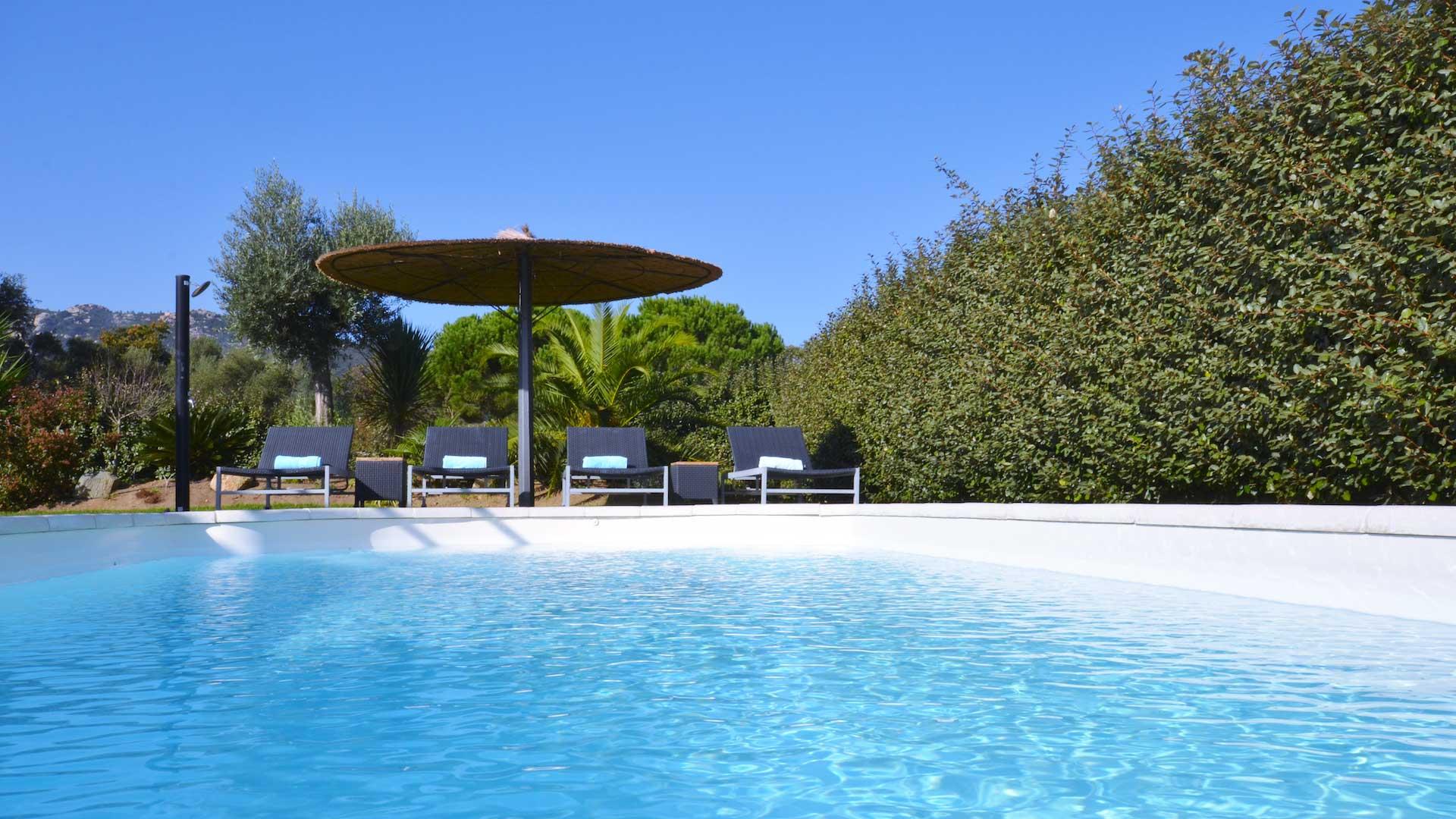 Villa Villa Ancolie, Location à Corse
