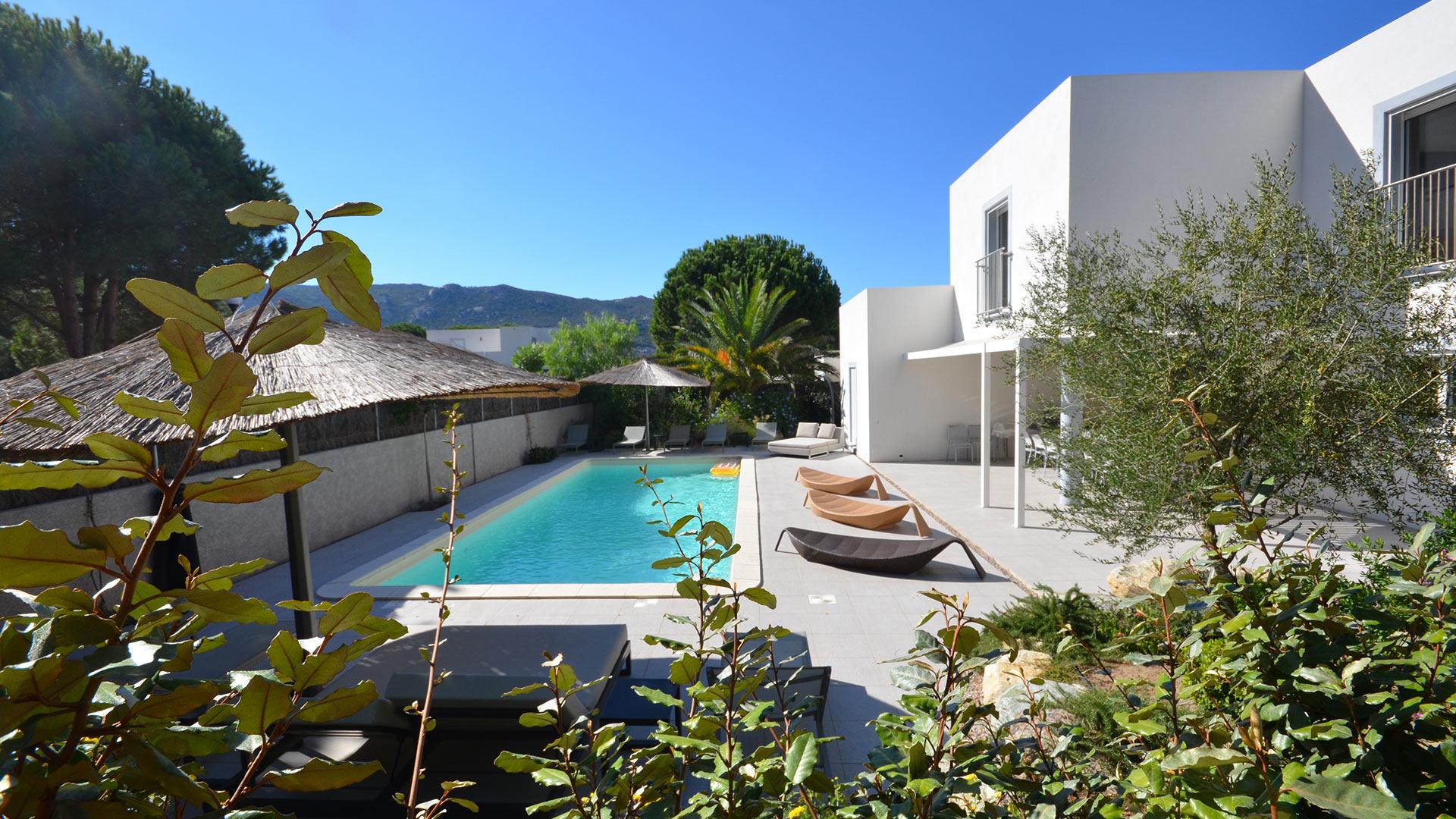 Villa Villa Azalée, Location à Corse