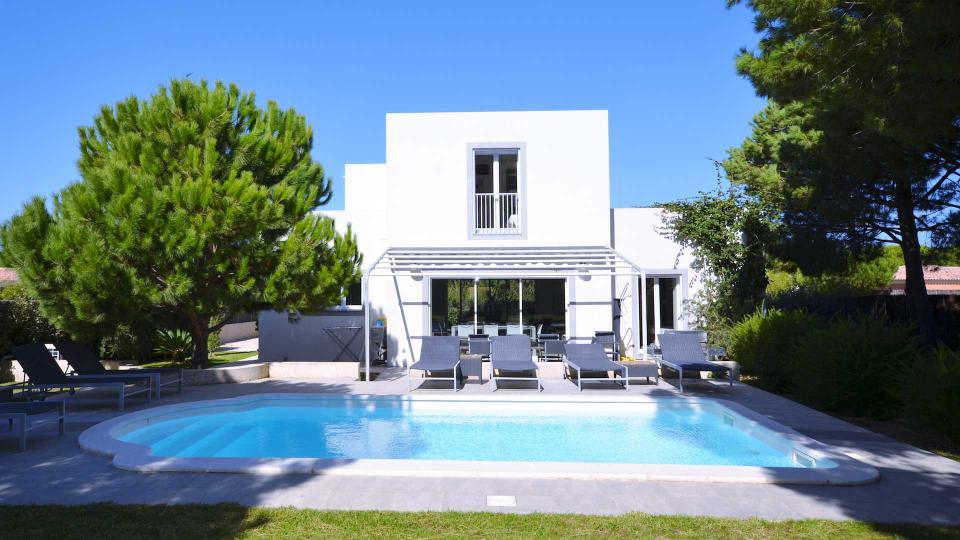 Villa Villa Coquelicot, Ferienvilla mieten Korsika