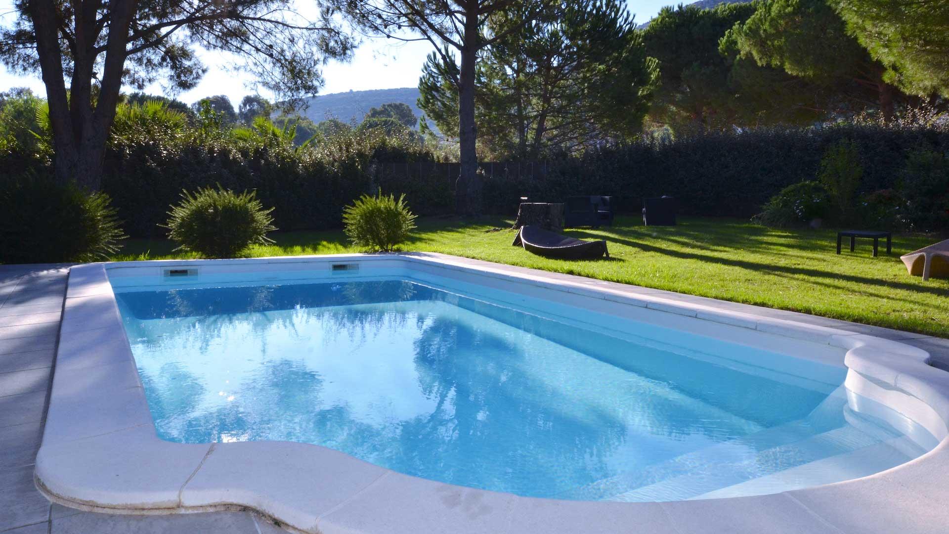 Villa Villa Coquelicot, Location à Corse