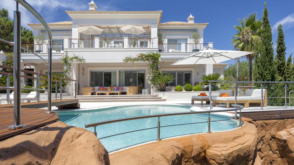 Villa Villa Angelite, Rental in Algarve