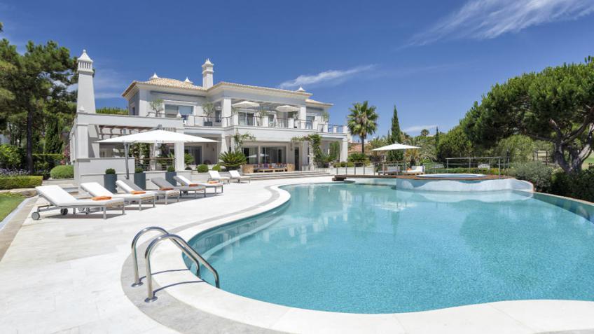 Location de villas avec piscine au portugal villanovo for Location villa avec piscine au portugal