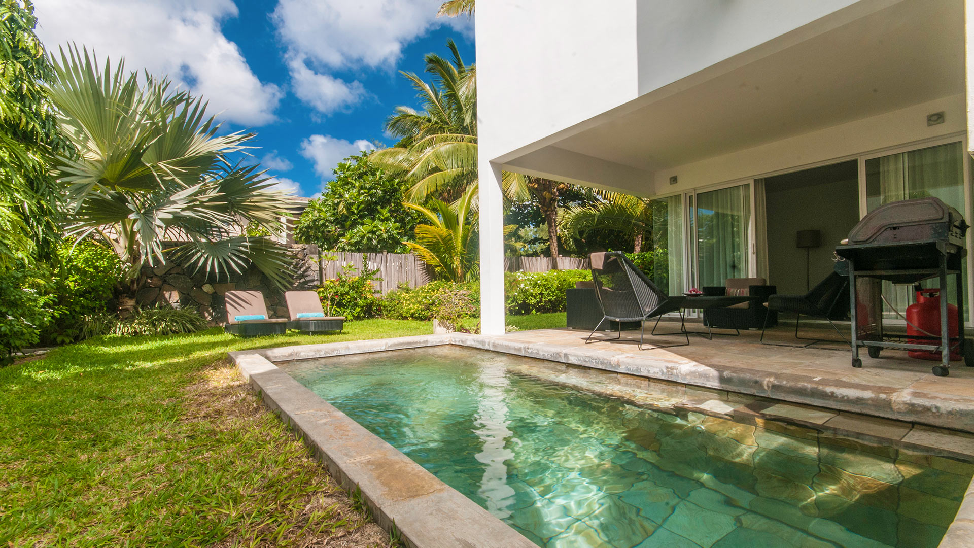 Villa Villa Porcelaine 2, Rental in Mauritius North