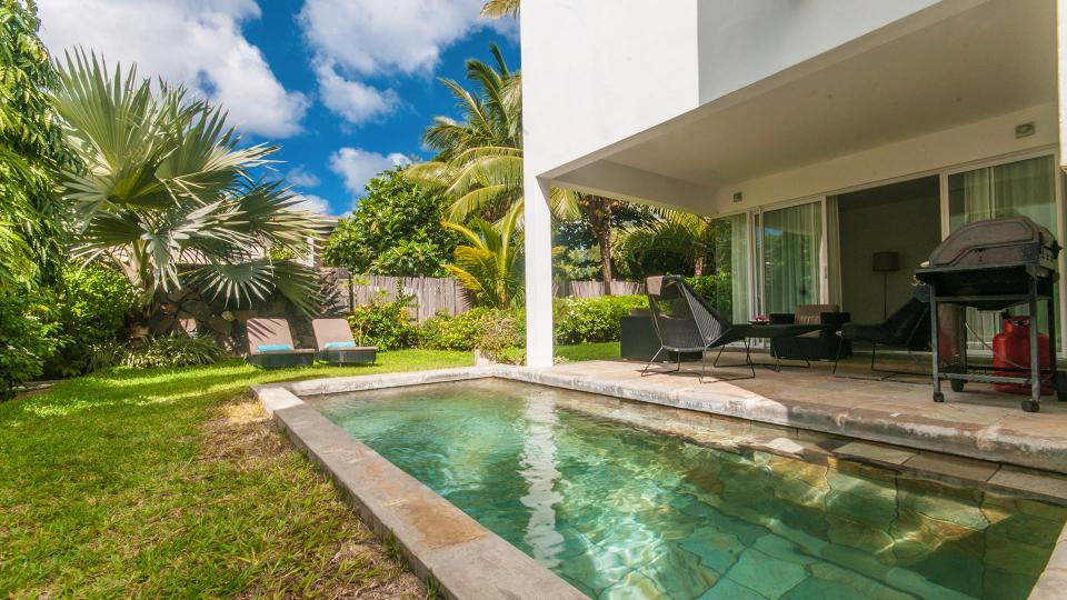 Villa Villa Porcelaine 2, Rental in Mauritius North