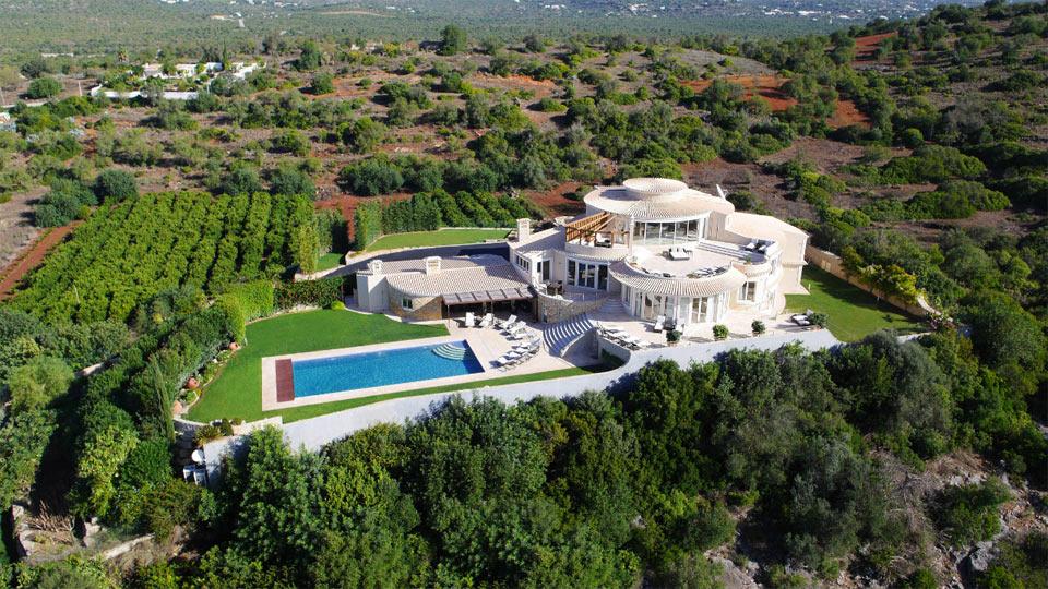 Villa Villa Aline, Rental in Algarve