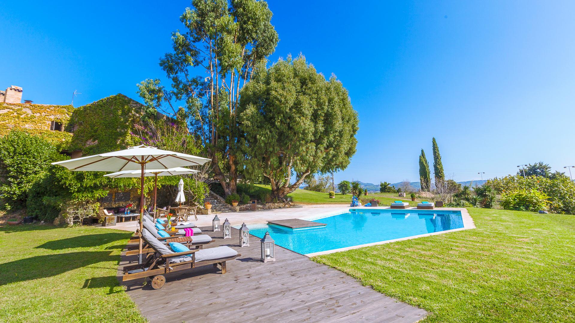 Villa Villa Ainoma, Location à Costa Brava