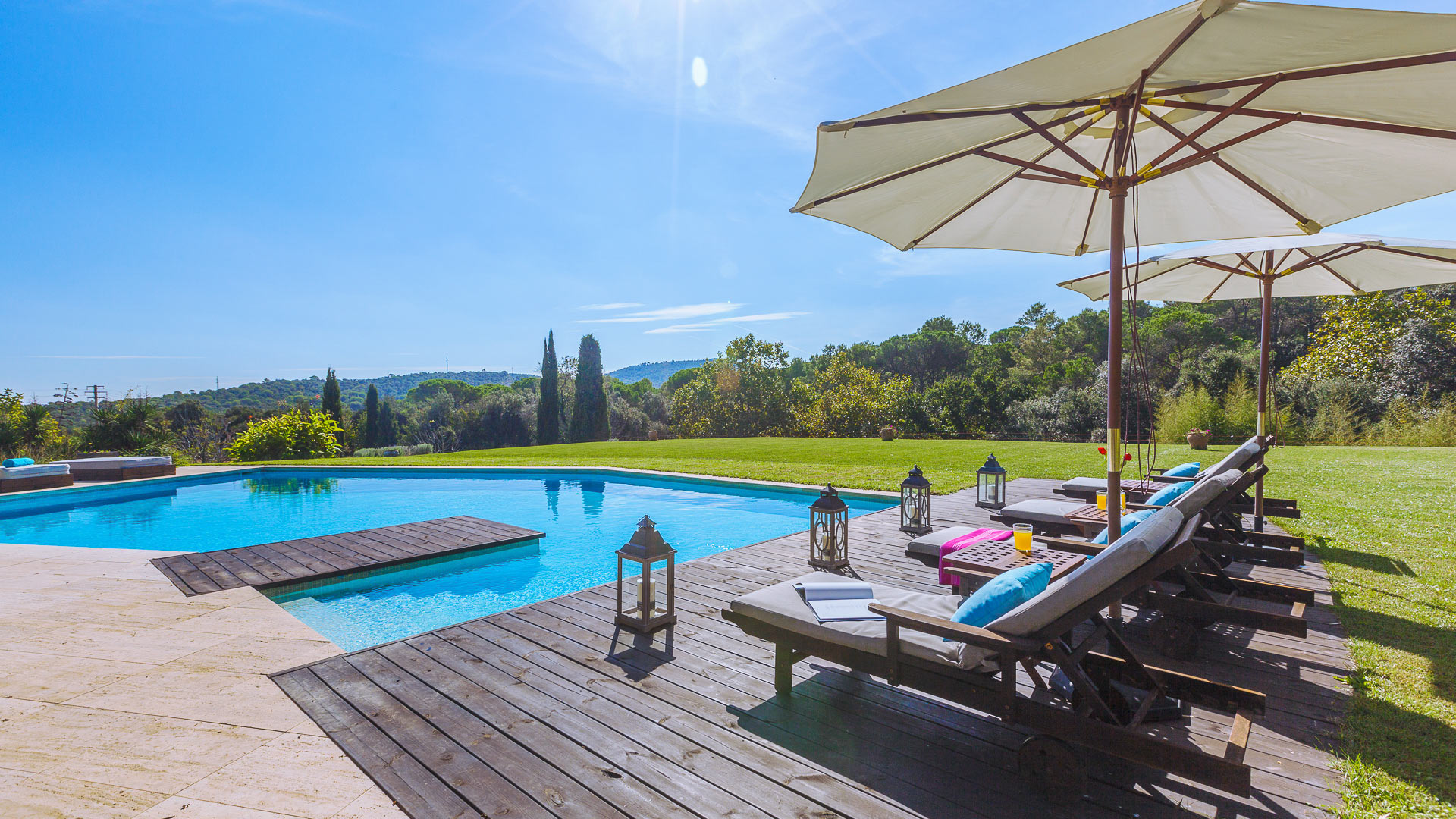 Villa Villa Ainoma, Rental In Costa Brava