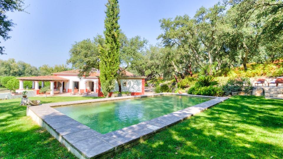 Villa Quinta Grande, Ferienvilla mieten Lissabon