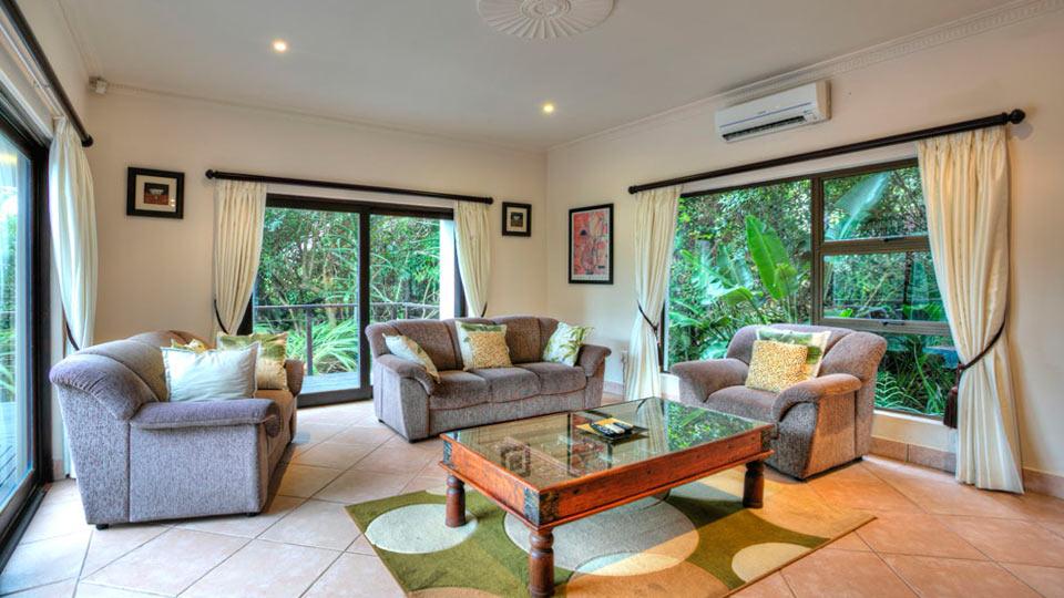 Villa Villa Saam, Location à KwaZulu-Natal