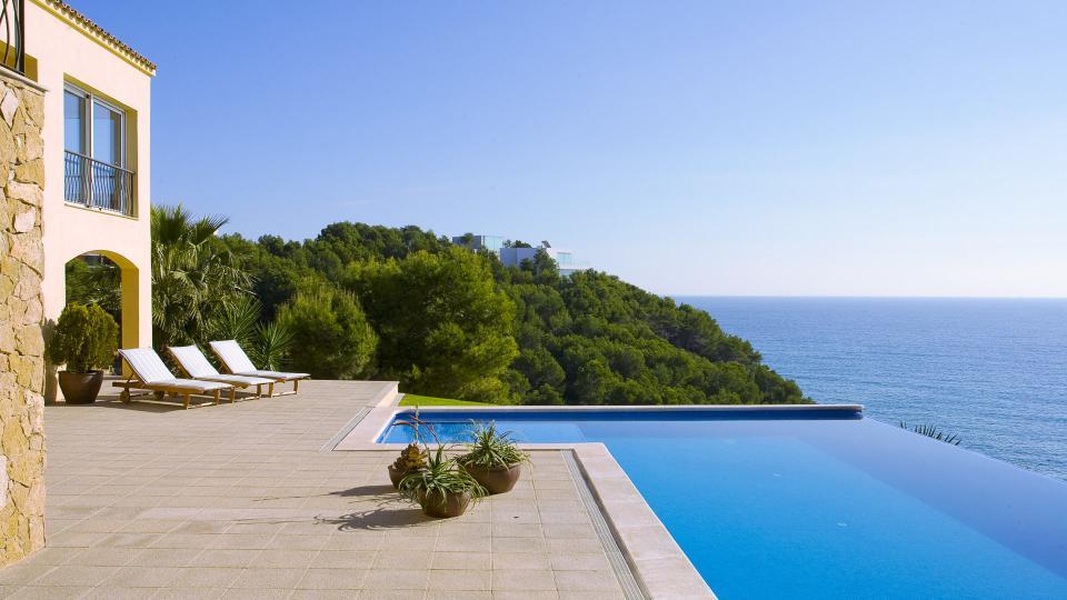 Location De Villas De Luxe Sur La Costa Daurada Catalogne