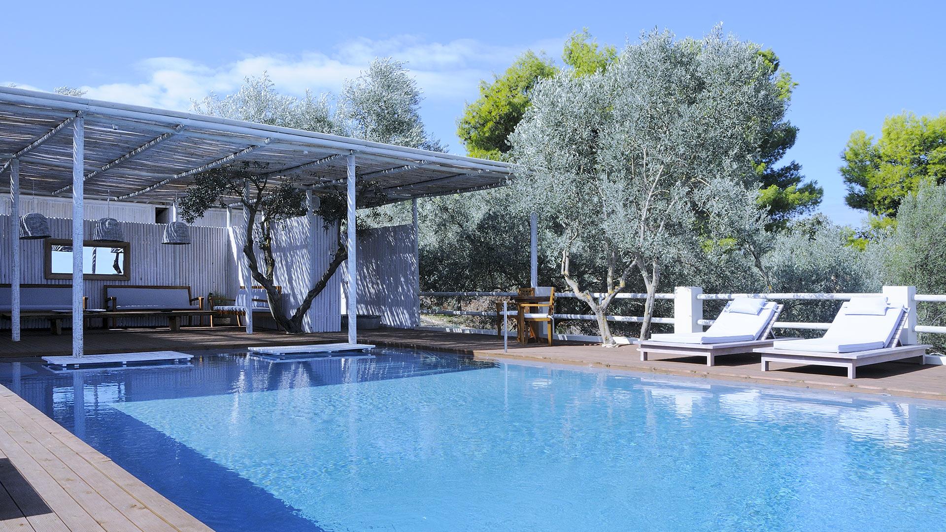 Villa Villa Eschyle, Location à Mer Ionienne