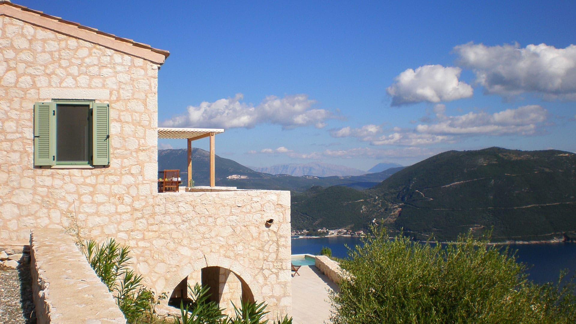 Villa Villa Aaron, Rental in Ionian Sea