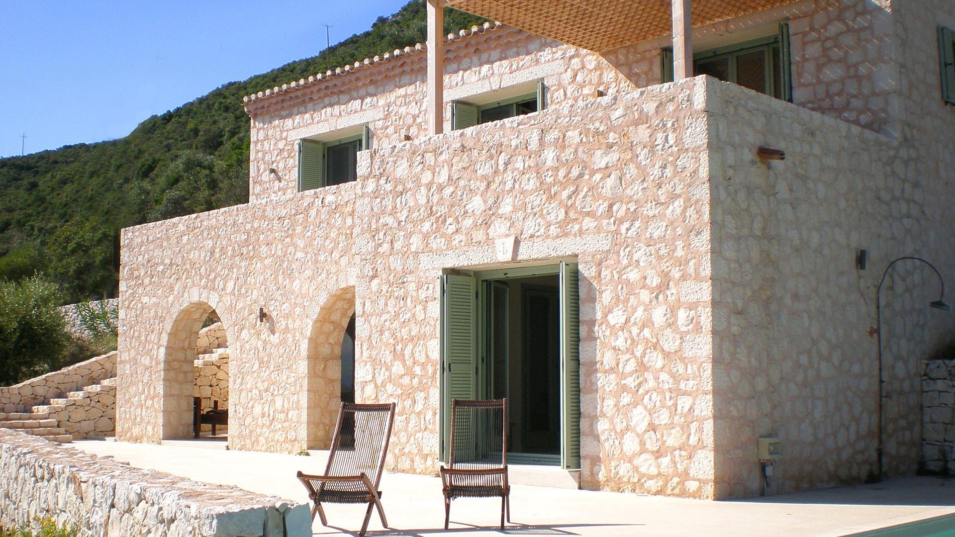 Villa Villa Aaron, Location à Mer Ionienne