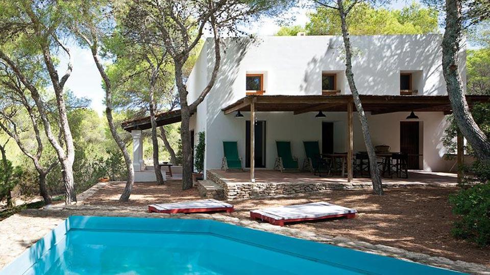 Villa Villa F, Rental in Formentera