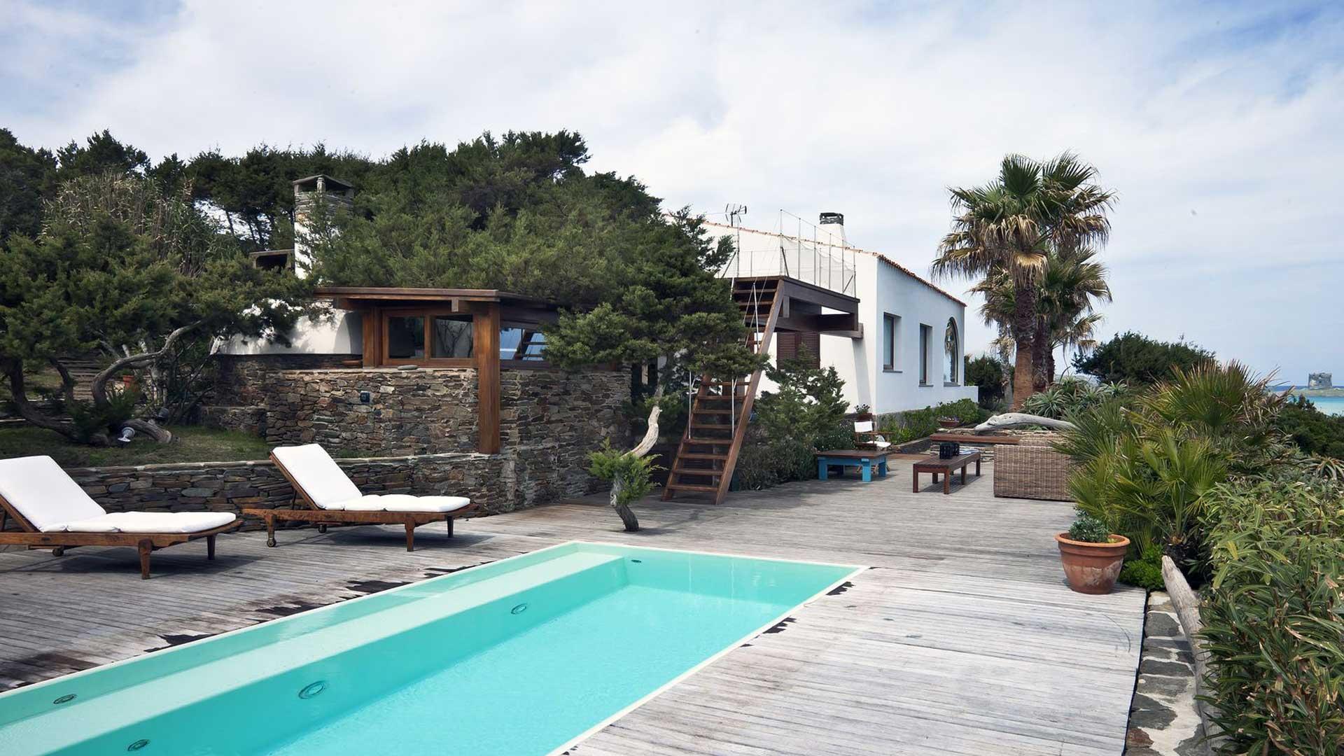 Photos de la villa villa giulia sardaigne villanovo for Villa piscine sardaigne