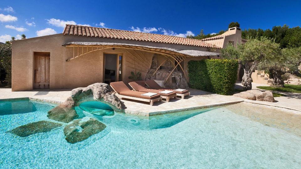 Location de villa en sardaigne villa de luxe en sardaigne villanovo for Location villa