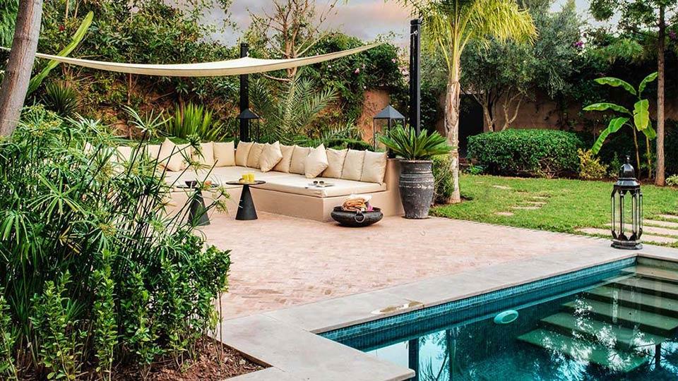 Villa Riad Shems, Rental in Marrakech