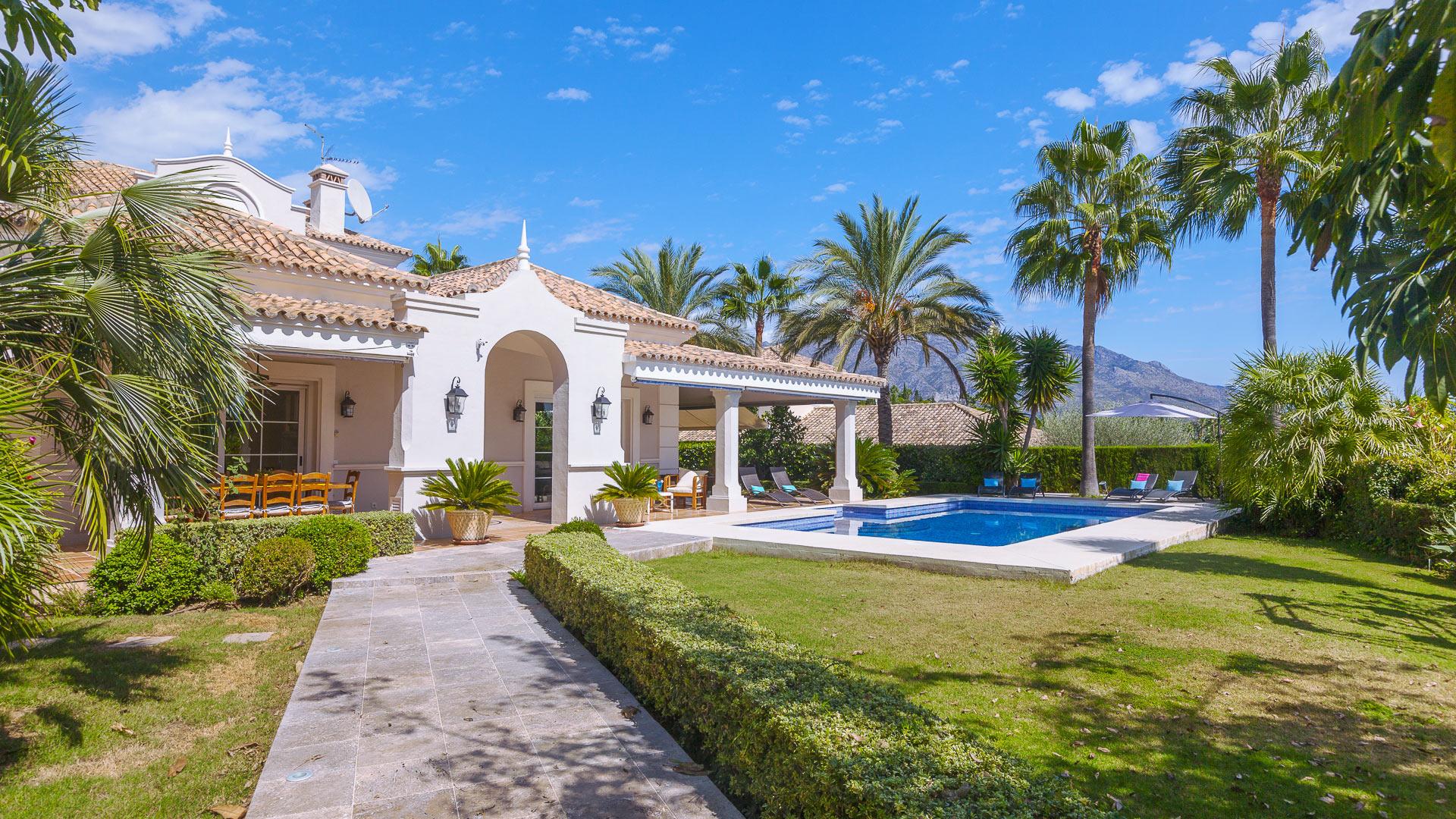 Villa Florencia Private Pool