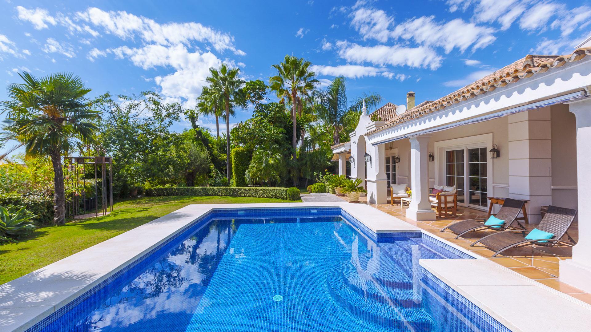 Villa Villa Florencia, Rental in Andalusia