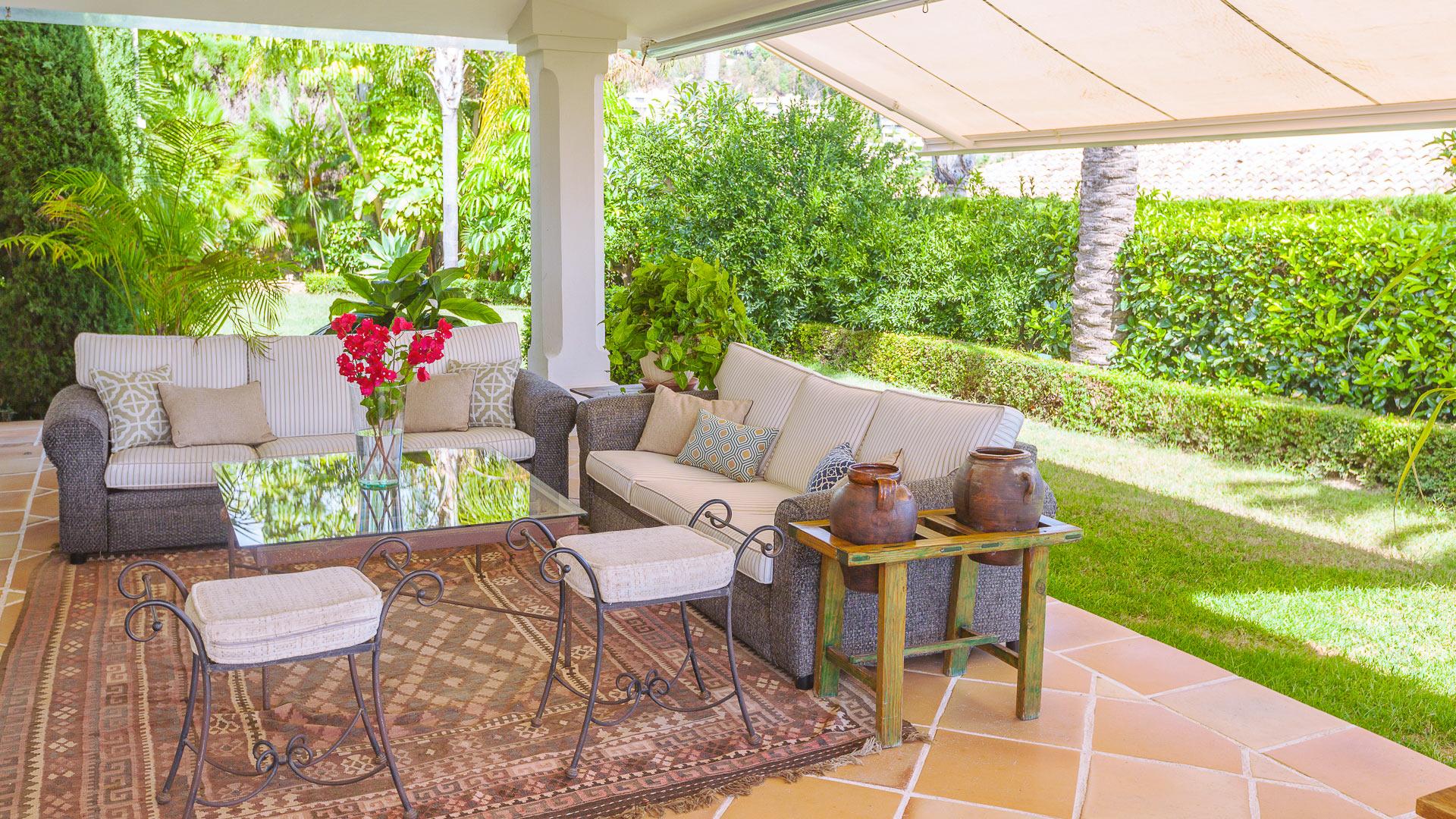 photos de la villa florencia andalousie villanovo. Black Bedroom Furniture Sets. Home Design Ideas