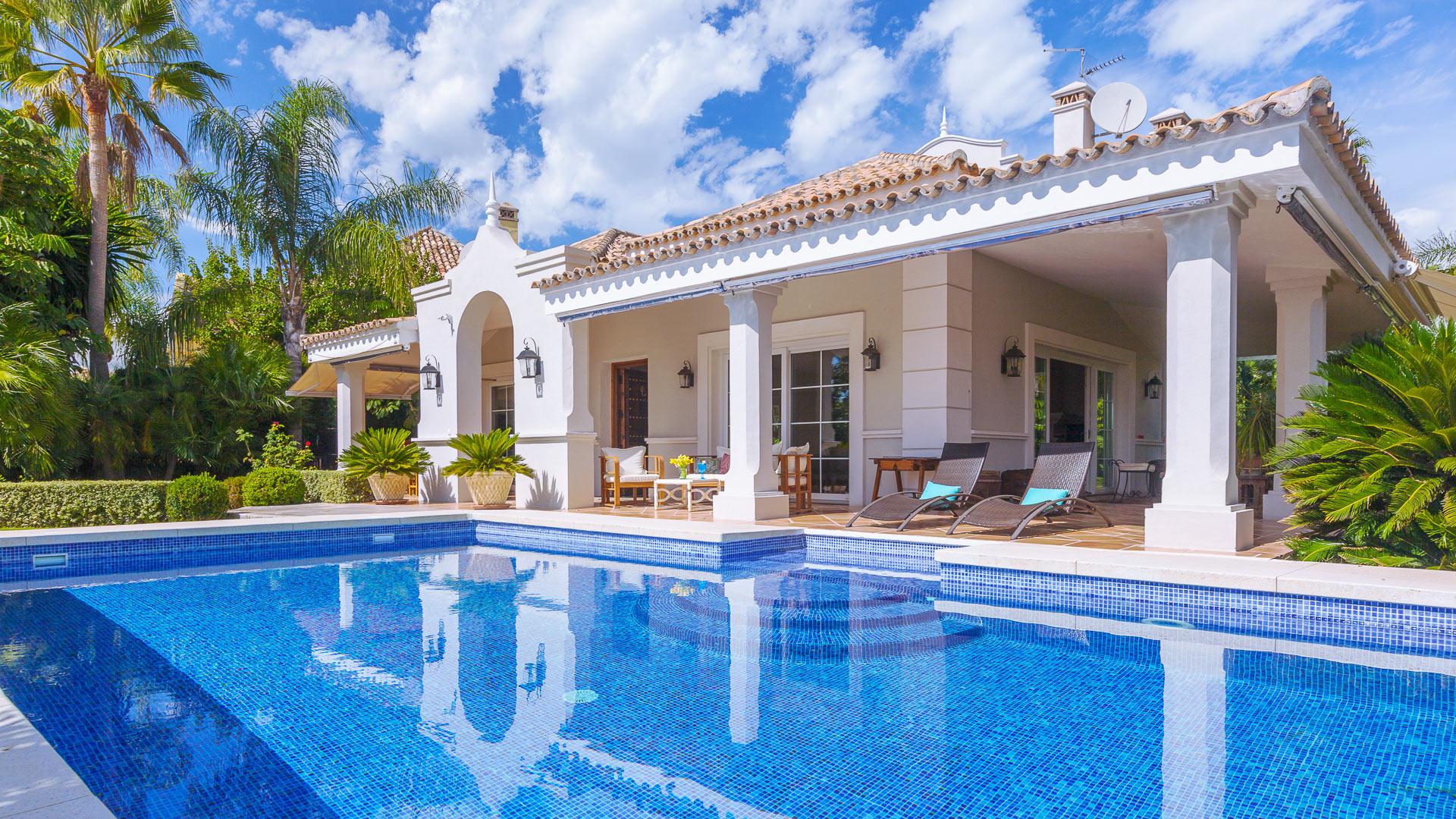 Villa Villa Florencia, Location à Andalousie